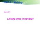Tài liệu ngữ pháp tiếng anh - linking words