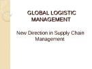 Tài liệu về quản lý - Logistics vai trò trong nền kinh tế và tổ chức