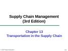 Quản lý chuỗi cung ứng (3rd Edition)