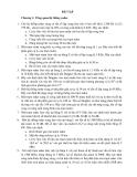 BÀI TẬP: Chương 1: Tổng quan hệ thống radar -vuson.tk