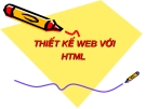 Thiết kế web với HTML
