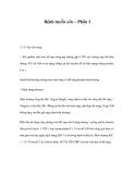 Bệnh tuyến yên – Phần 2