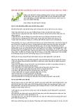 Giới thiệu về Kiểm soát Nội bộ và một số ví dụ minh hoạ về thủ tục