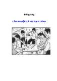 Bài giảng -Lâm nghiệp xã hội đại cương-chương 1