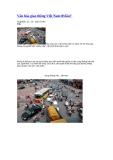 Văn hóa giao thông Việt Nam ở đâu ?