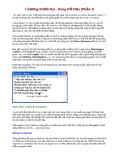 Visual Basic 6 - chương 12
