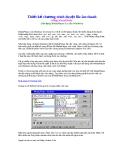 Thiết kế chương trình duyệt file âm thanh (Sử dụng MediaPlayer 6.x của Windows)