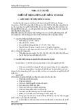 Hướng dẫn sử dụng Ecodial - phần 1