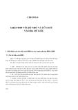 Chương 5 - Ghép 8088 Với bộ nhớ và Tổ chức vào/ra dữ liệu
