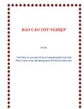 Đề tài: Tìm hiểu tư tưởng triết học trong tác phẩm Lút vích Phoi-ơ-bắc và sự cáo chung của triết học cổ điển Đức