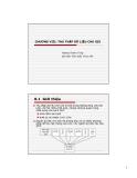 Bài giảng Kỹ thuật viễn thám (Hoàng Thanh Tùng) -  Thu thập dữ liệu cho GIS