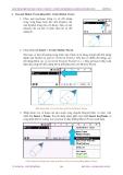 Quá trình hình thành giáo trình sử dụng action script để hình thành chuyển động kép p2