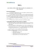 BÁO CÁO THÍ NGHIỆM VẬT LIỆU XÂY DỰNG - Bài 2