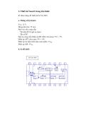 Phạm vi ứng dụng của vi mạch số trong chu kỳ phát xung của xung chẩn trong cấu hình trạm DBS 3900 p9