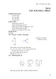 Giáo trình Thực hành Điện tử - Bài 6: UJT, SCR, DIAC, TRIAC