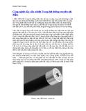 Công nghệ dây siêu nhiệt Trong hệ thống truyền tải điện