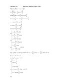 Lời giải và hướng dẫn bài tập đại số sơ cấp - Chương 6