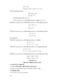 Bài tập đại số sơ cấp - Chương 6