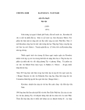 VĂN HỌC ẤN ĐỘ, NHẬT BẢN LÀO, CAMPUCHIA, Ả RẬP - CHƯƠNG 13. KAWABATA YASUNARI