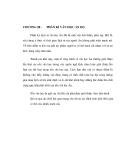 VĂN HỌC ẤN ĐỘ, NHẬT BẢN LÀO, CAMPUCHIA, Ả RẬP - CHƯƠNG 2. PHÂN KÌ VĂN HỌC ẤN ĐỘ