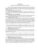 Chương 9: Lập trình cho bộ đếm/ bộ nhớ định lượng trong 8051