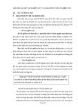"""Tài liệu bài giảng """" Phương pháp nghiên cứu khoa học giáo dục """" - Chương 3"""