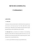BỆNH DO LEISHMANIA ( Leishmaniasis )