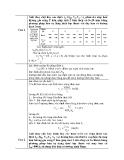 Bài tập về công nghệ hàn nóng chảy