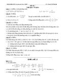 Tuyển tập để thi học sinh giỏi toán lớp 9