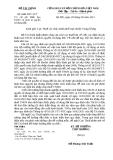Công văn số 6580 /BTC-TCT