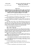 Thông tư 78 /2011/TT - BTC