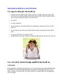Nguyên nhân tụt huyết áp và cách sơ cứu nhanh
