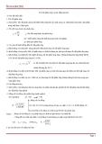 Tài liệu: Tốc độ phản ứng và cân bằng hóa học