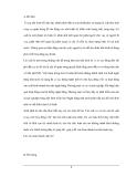 Lý luận lãi suất và vai trò lãi suất trong huy động vốn - 1