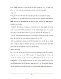 Lý luận lãi suất và vai trò lãi suất trong huy động vốn -  2