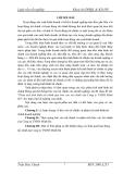 Luận văn đề tài :  Thực trạng báo cáo tài chính và phân tích báo cáo tài chính của Công ty TNHH Minh Hà