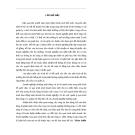 luận văn tốt nghiệp lợi nhuận và thị phần của doanh nghiệp