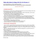 Phần mềm Khảo Sát Mạng Wifi (WLAN) EKahau 2.1