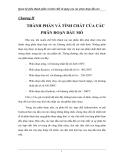 Giáo trình -Hóa học dầu mỏ- chương 2