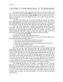 Giáo trình -công nghệ di truyền - chương 3