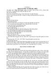 Giáo trình- Dược liệu thú y- chương 1