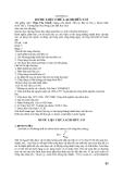 Giáo trình- Dược liệu thú y- chương 4-5