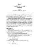 Giáo trình -Thiên văn học đại cương -chương 5