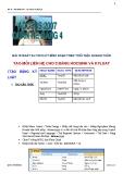 ACCESS 2007 - TẠO QUAN HỆ BẢNG (4)