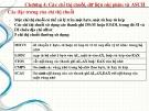 Chương 4 - Các chỉ thị chuỗi, dữ liệu nhị phân và ÁC II