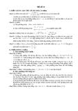 ĐỀ ÔN THI ĐẠI HỌC MÔN TOÁN - ĐỀ SỐ 13