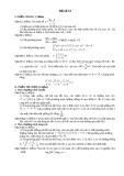 Đề thi thử toán - số 53 năm 2011