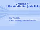 Chương 4: Liên kết dữ liệu - Bùi Văn Hiếu