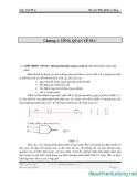 Giáo trình PLC  Bộ môn Điều khiển tự động  Chương 1: TỔNG QUAN VỀ PLC
