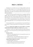Luận văn : BƯỚC ĐẦU NGHIÊN CỨU SẢN XUẤT BỘT CACAO BẰNG PHƯƠNG PHÁP LÊN MEN CÓ BỔ SUNG VI SINH VẬT part 2